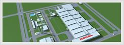 Nhà máy Honda - Hà Nam