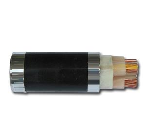 Cáp điện 3 pha + 1 trung tính cách điện XLPE