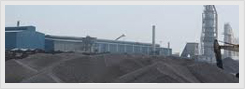 Nhà máy quặng Tập đoàn Hòa Phát
